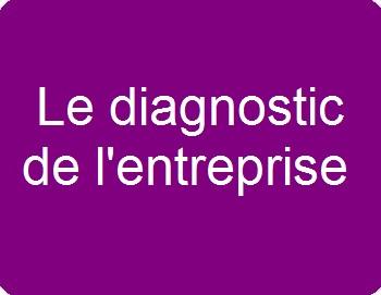 Le diagnostic de l'entreprise