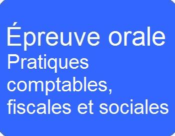 E4.2 : Pratiques comptables, fiscales et sociales