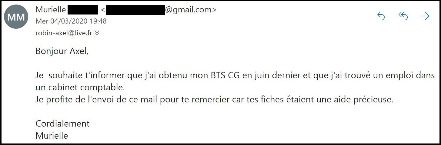 Témoignage aidebtscg.fr