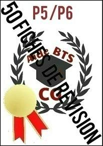Fiches révision BTS CG | E5 : Processus 5 et 6